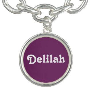 Bracelet Delilah de charme