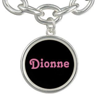 Bracelet Dionne de charme