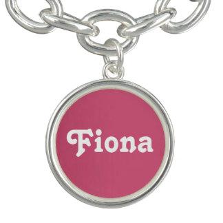 Bracelet Fiona de charme