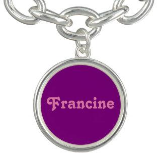 Bracelet Francine de charme