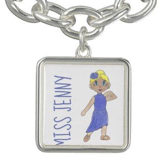 Bracelet Moderne lyrique personnalisé de cadeau de