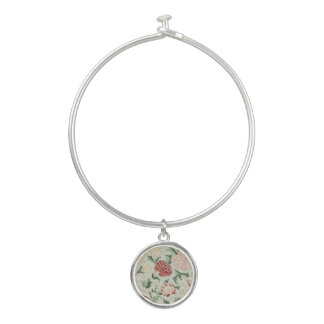 Bracelet Rigide Cru floral de Pre-Raphaelite de William Morris
