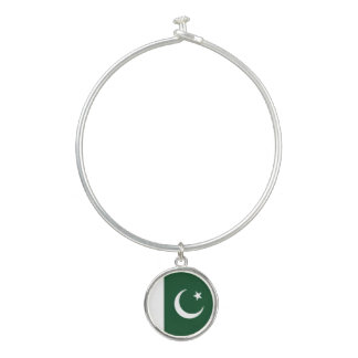 Bracelet Rigide Drapeau du Pakistan