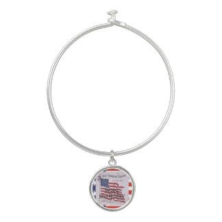 Bracelet Rigide Fort McHenry d'ABH