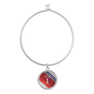 Bracelet Rigide Rêves SUPÉRIEURS de gymnastique