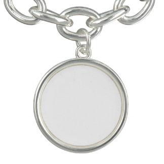 Bracelet rond fait sur commande de charme