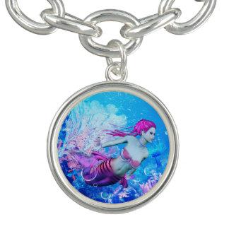 Bracelet Sirène sous-marine