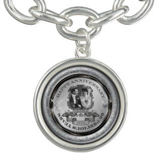 Bracelets Avec Breloques Anniversaire ID195 de cru soixantième