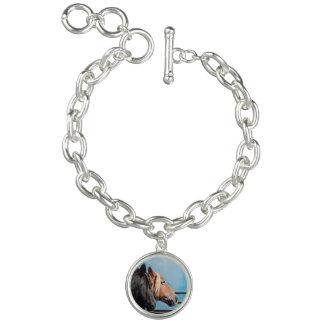 Bracelets Avec Breloques Chevaux/Cabalos/Horses