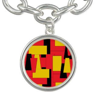 Bracelets Avec Breloques Plaisir géométrique