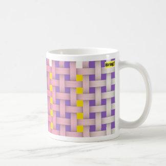 brag de tasse de thé d'armure de rose de café de
