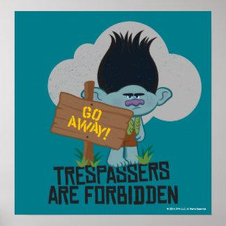 Branche des trolls | - des transgresseurs sont poster