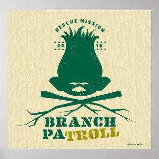 Branche Patroll 2 des trolls | Poster