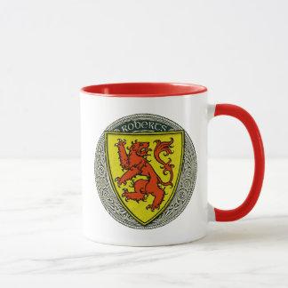 Bras de famille de Roberts (Pays de Galles) Mug
