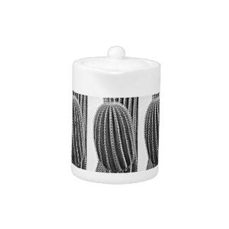 Bras de Saguaro dans le pot de thé de B&W