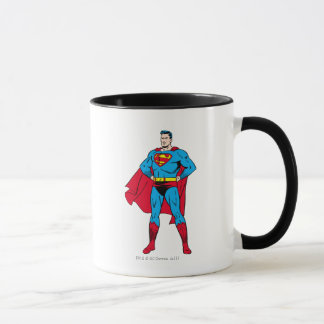 Bras de Superman pliés Mug