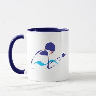 Brasse abstraite 1 mug