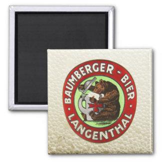 Brasserie Baumberger Langenthal aimant
