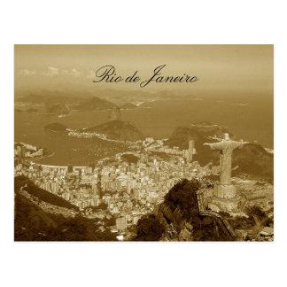 Brazilië, Rio de Janeiro Briefkaart
