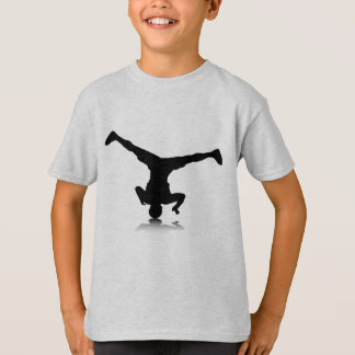 Breakdancer (rotatie) t shirt