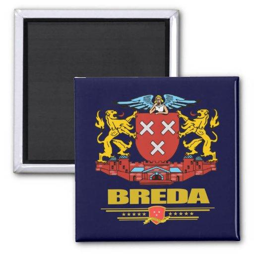 Breda Koelkast Magneetje