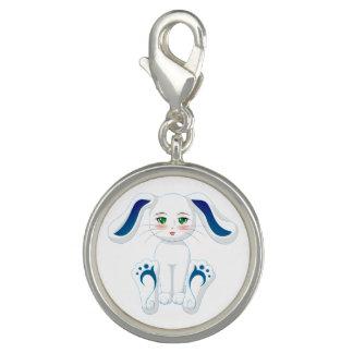 Breloque Mlle Bunny