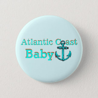 Breton atlantique de cap de la Nouvelle-Écosse PEI Badge Rond 5 Cm