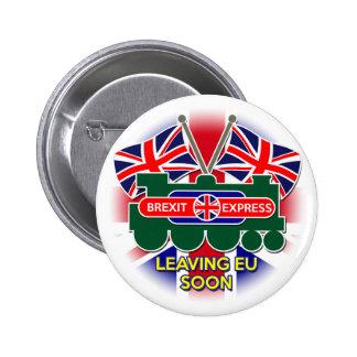 Brexit Badge Rond 5 Cm