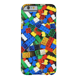 Briques de construction de blocs constitutifs coque iPhone 6 barely there