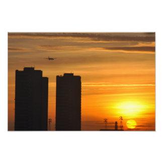 BRITISH SUNSET IMPRESSIONS PHOTO