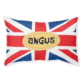 Britten van Angus Personalized Hondenbedden