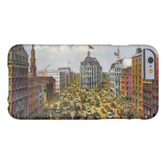 Broadway New York City 1875 Coque Barely There iPhone 6