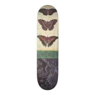 Brocard décoratif de papillon par le studio de skateboards personnalisables
