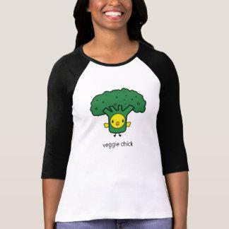 Brocoli - le T-shirt végétarien des femmes de