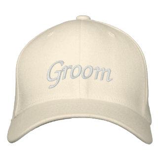 Brodez le casquette du chapeau   de marié de cadea casquettes brodées