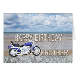 Verjaardagskaart Broer