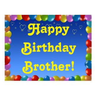 verjaardagskaart broer Tekst Verjaardagskaart Broer   ARCHIDEV verjaardagskaart broer
