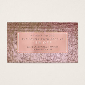 Brosse de rose d'or de rose de carte de référence