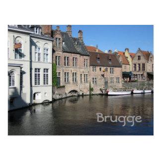 Bruges Carte Postale