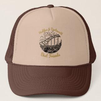 Brun de casquette de meilleurs amis de Halifax