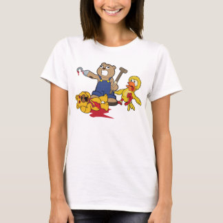 Bruno et T-shirt de Bamse