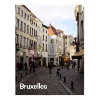 Bruxelles Carte Postale