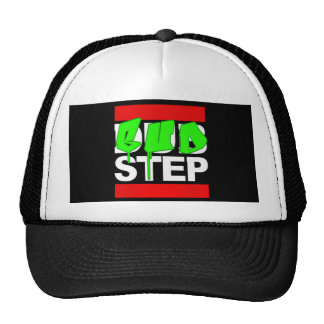 BUDSTEP Dubstep Casquettes