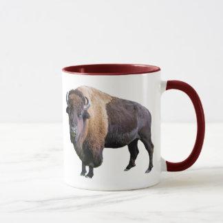 buffle sur la tasse