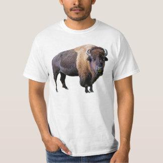 buffle sur le T-shirt