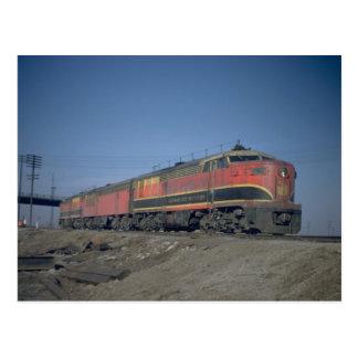 Built de KCS Fairbanks-Morse 'Erie Carte Postale