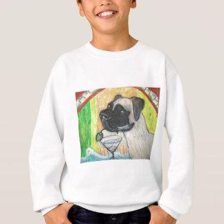 BullmastiffMartiniBreak1.jpg Sweatshirt