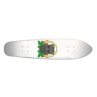 Bureau en pierre de planche à roulettes de masque skateboard 20,6 cm