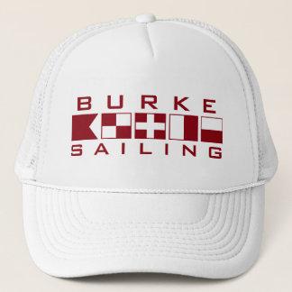 Burke naviguant le casquette nautique de