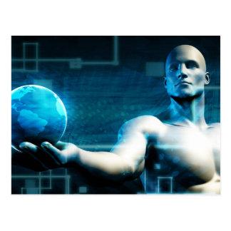 Business intelligence avec l'abrégé sur données cartes postales